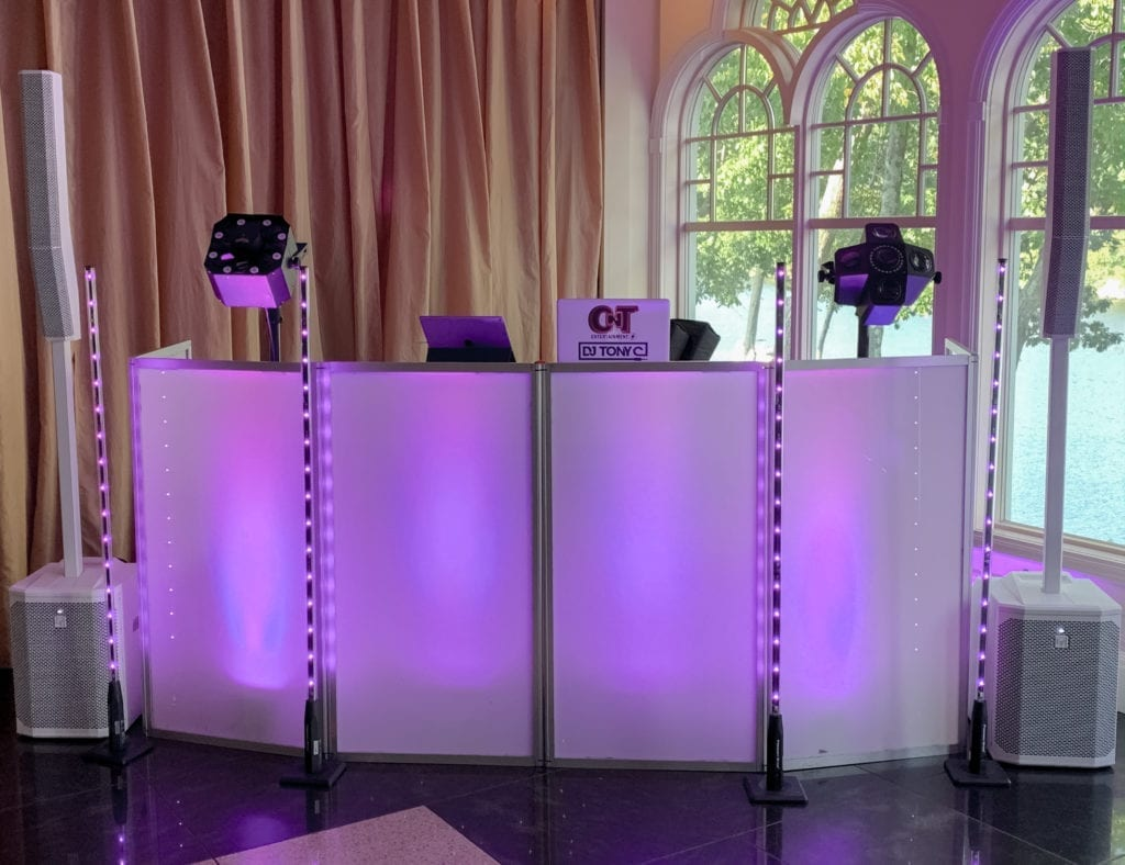 DJ - Dancefloor Lighting Package