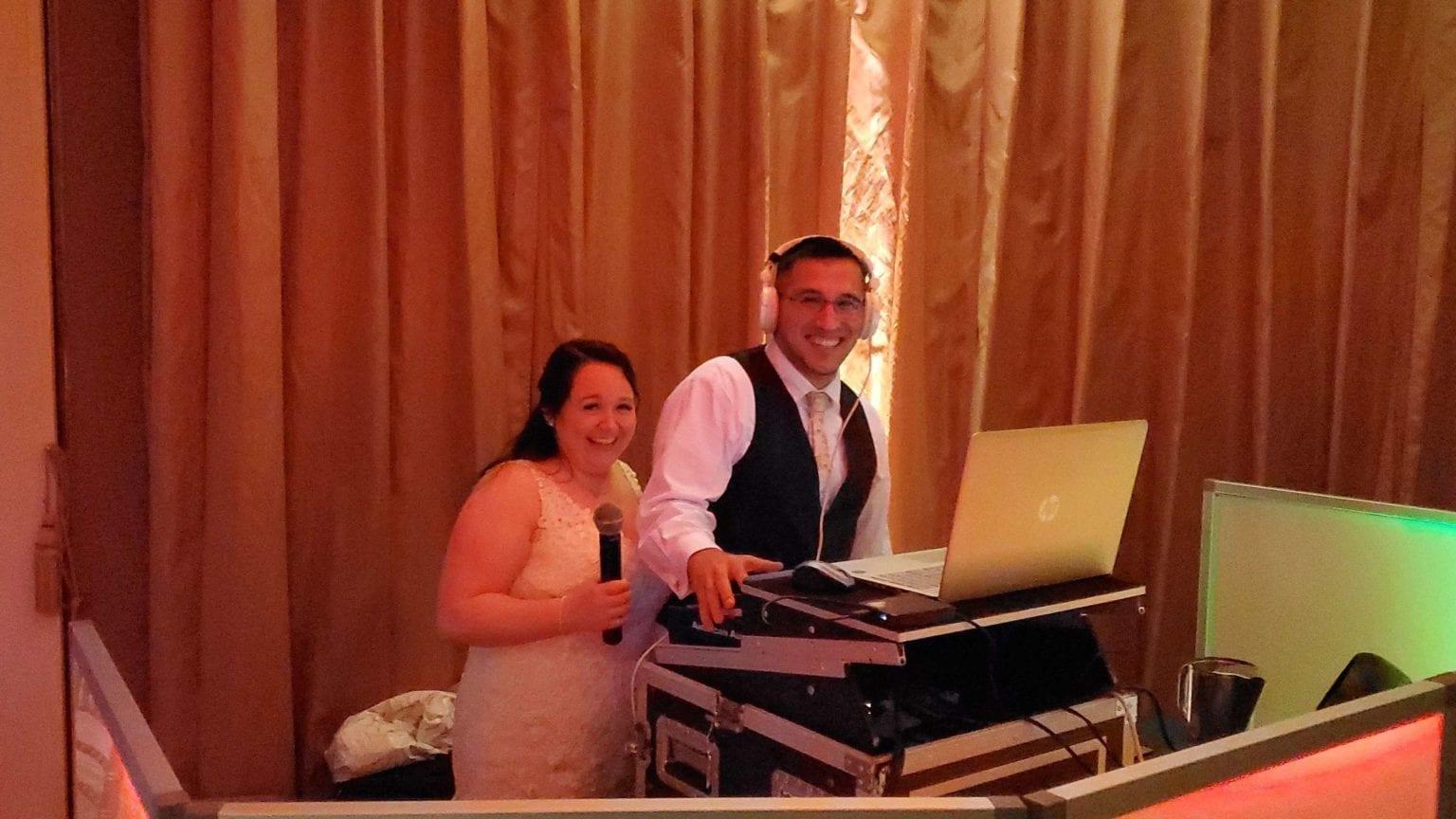 Daniel & Lauren's Wedding DJing