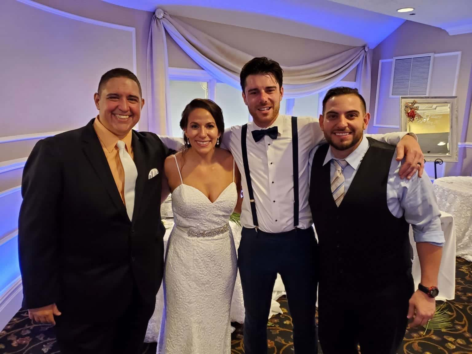 Lisa & Eric's Wedding
