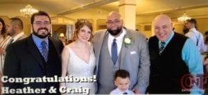 Heather & Craig's Wedding