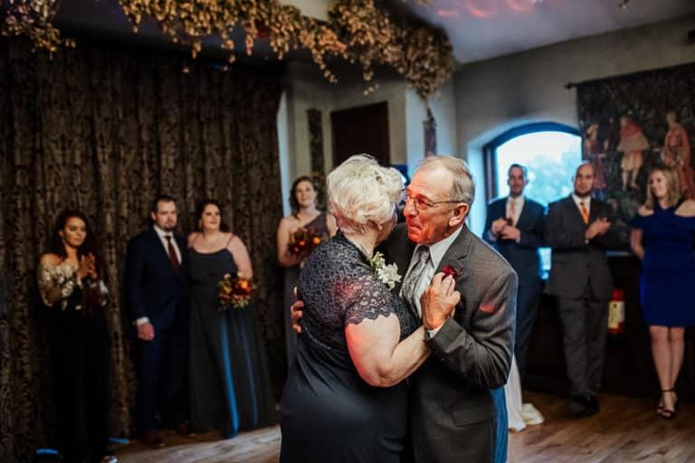 Anniversary or Couples Dance Wedding