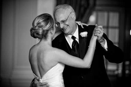 Faughter Daughter Dance Wedding